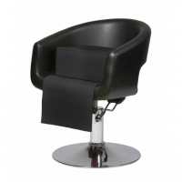 Istuinkoroke musta
