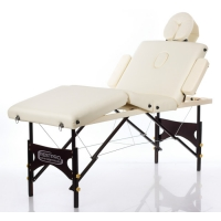 Folding massage table Restpro VIP 4 CREAM
