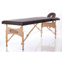 Folding massage table RESTPRO CLASSIC-2 KAHVI