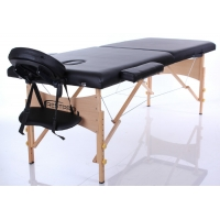 Folding massage table RESTPRO CLASSIC-2 BLACK