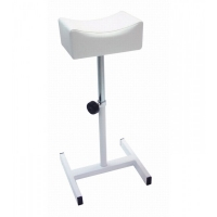 Leg support for pedicure NEVA WHITE