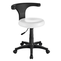 Podiatry Stool ERGO WHITE