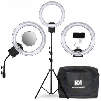 Ring Light valaisin CN-65C PRO
